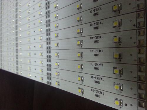 MODÜL TAK163-04 3528 TEK CHIP 6 30 LED