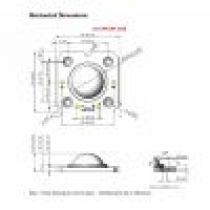 LED COB Lustron X5 Neutral White 10-20W COB Led