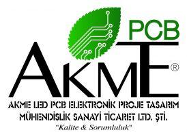 AKME LED PCB ELEKT PROJE TAS MUH SAN TIC LTD ŞTİ